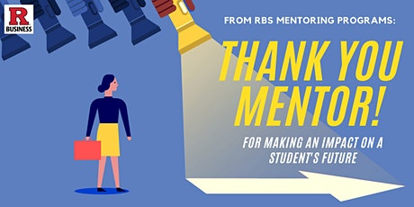 RBS Mentoring : Annual Mentoring Celebration 2020 tickets