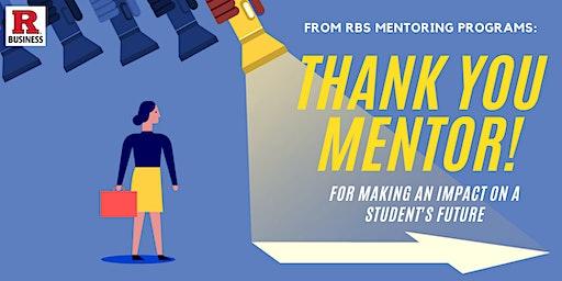 RBS Mentoring : Annual Mentoring Celebration 2020