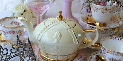 Fairytale Princess Tea Party