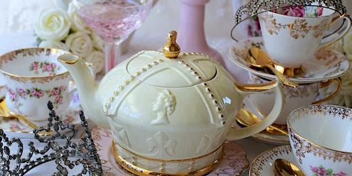 Fairytale Princess Tea Party