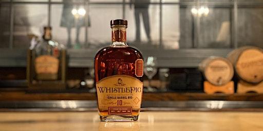 Whistle Pig Private Barrel Dinner X Noir Lounge