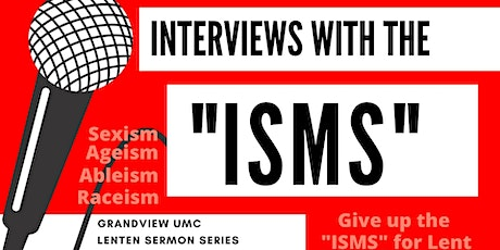 Interview with the Ism's tickets