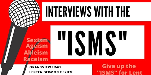 Interview with the Ism's