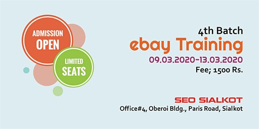 Ebay Training For Newbies