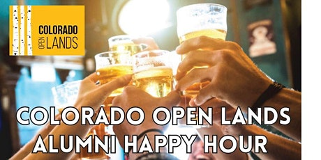 Colorado Open Lands Alumni Happy Hour tickets