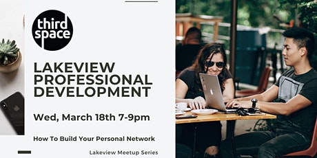 Lakeview Professional Development Meetup tickets