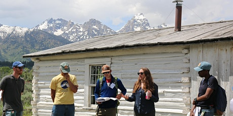 2020 Guiding Principles for Field-based Historic Preservation (Grand Teton National Park) - Regular Tuition  tickets