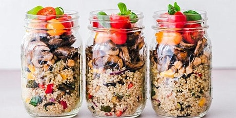 Whole Grain Quinoa Shaker Salad tickets
