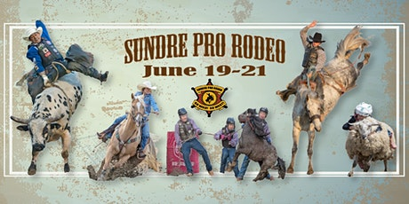 Sundre Pro Rodeo tickets