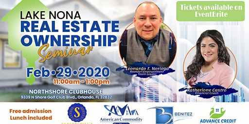 Real Estate Ownership Seminar