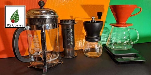 Coffee Brewing Methods with KS Coffee