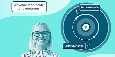 Avant de créer votre entreprise, découvrez votre profil entrepreneur ! billets