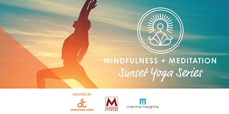 Sunset Yoga Series tickets