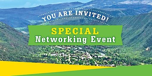 Glenwood Caverns Multi-Chamber Networking Event
