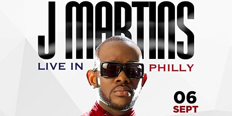 J Martins Live In Concert | Philadelphia tickets