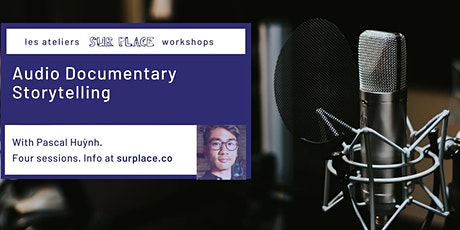 Audio Documentary Storytelling tickets