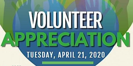 Delburne Volunteer Appreciation tickets