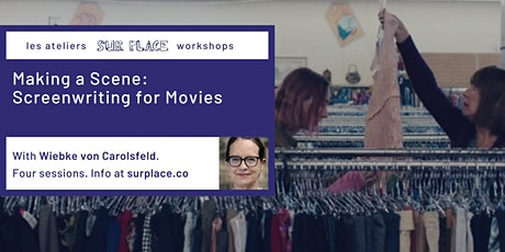 Making a Scene: A Screenwriting Workshop tickets