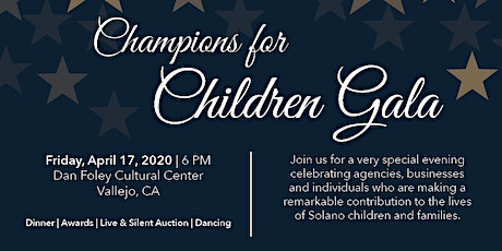 2020 Champions for Children Awards Gala tickets