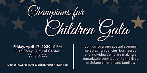 2020 Champions for Children Awards Gala