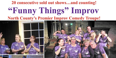Funny Things Improv Comedy Show tickets