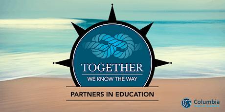 36th Annual Partners in Education Celebration Breakfast tickets