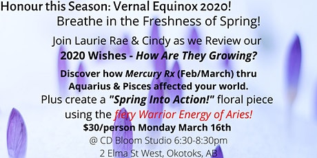 Honour This Season: Vernal Equinox 2020! tickets