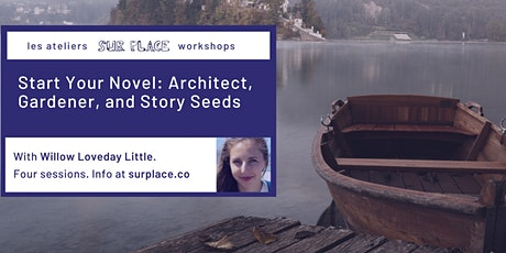 Start Your Novel: Architect, Gardener, and Story Seeds tickets