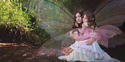 Fairy Garden Mother's Day Tea Party