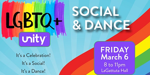 LGBTQ+ Unity Social and Dance with Lady KC DJ in St. Petersburg
