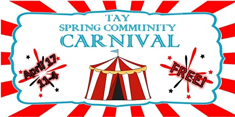 TAY  Spring Community Carnival tickets