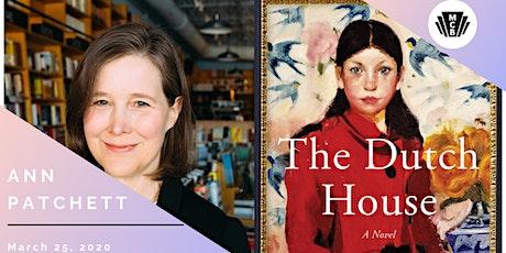 Modern Masters: An Evening with Ann Patchett tickets