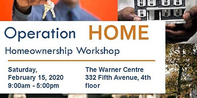 Operation Home Workshop - March 2020