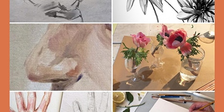 Drawing Masterclass for Art Students tickets