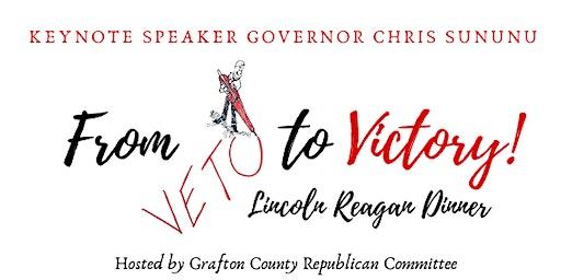 Veto to Victory Lincoln Reagan Dinner