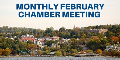 Monthly February Chamber Meeting