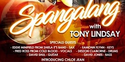 Spangalang Featuring Tony Lindsay