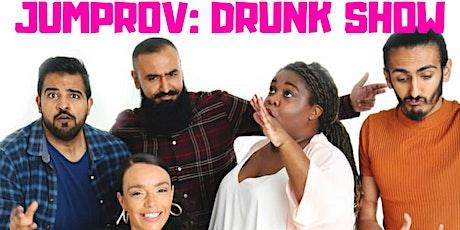 Jumprov: Drunk Show tickets