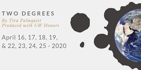 TWO DEGREES by Tira Palmquist tickets