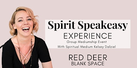 The Spirit Speakeasy Experience RED DEER tickets