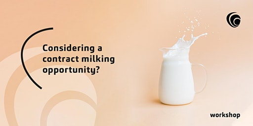 Considering a contract milking opportunity?
