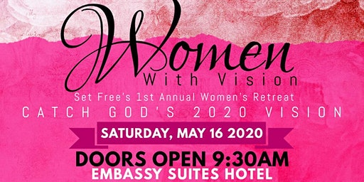 Women With Vision Retreat