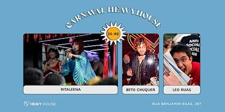 Carnaval HH :: Ritaleena e DJ Set de Leo Ruas e Beto Chuquer tickets