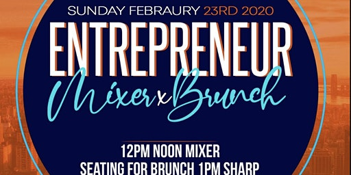 ENTREPRENEURS BRUNCH