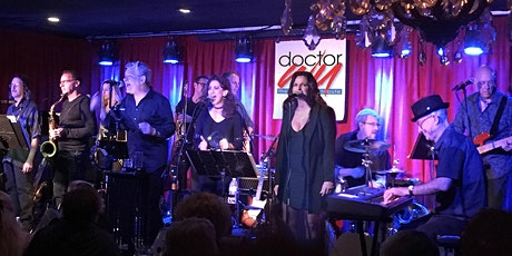 """Doctor Wu Presents """"A Journey Through Steely Dan"""" tickets"""