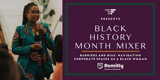 Black History Month Mixer | Future for Us