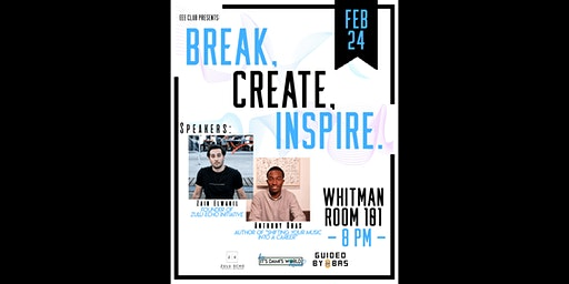 Break, Create, Inspire: Defining a Creative Entrepreneur