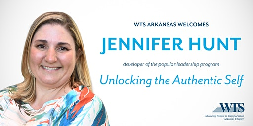 WTS Arkansas March Lunch Program featuring Jennifer Hunt
