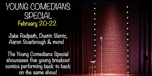 Young Comedians Special