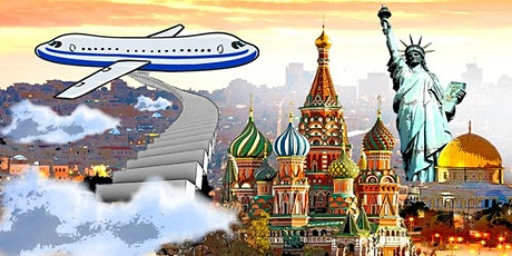 Stop the airplane - I want to get off (Played In Russian) tickets